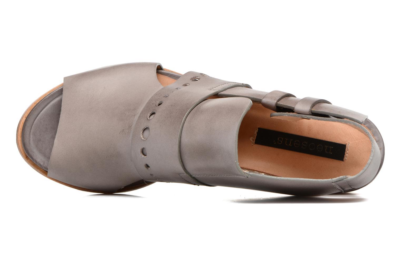 Sandalen Neosens Callet S149 grau ansicht von links
