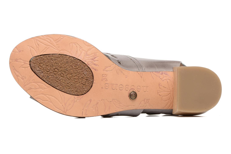 Sandales et nu-pieds Neosens Callet S149 Gris vue haut