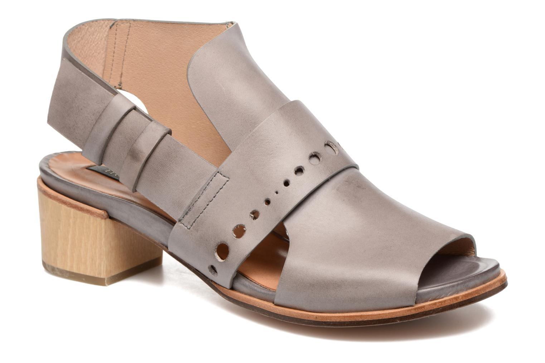 Sandales et nu-pieds Neosens Callet S149 Gris vue détail/paire
