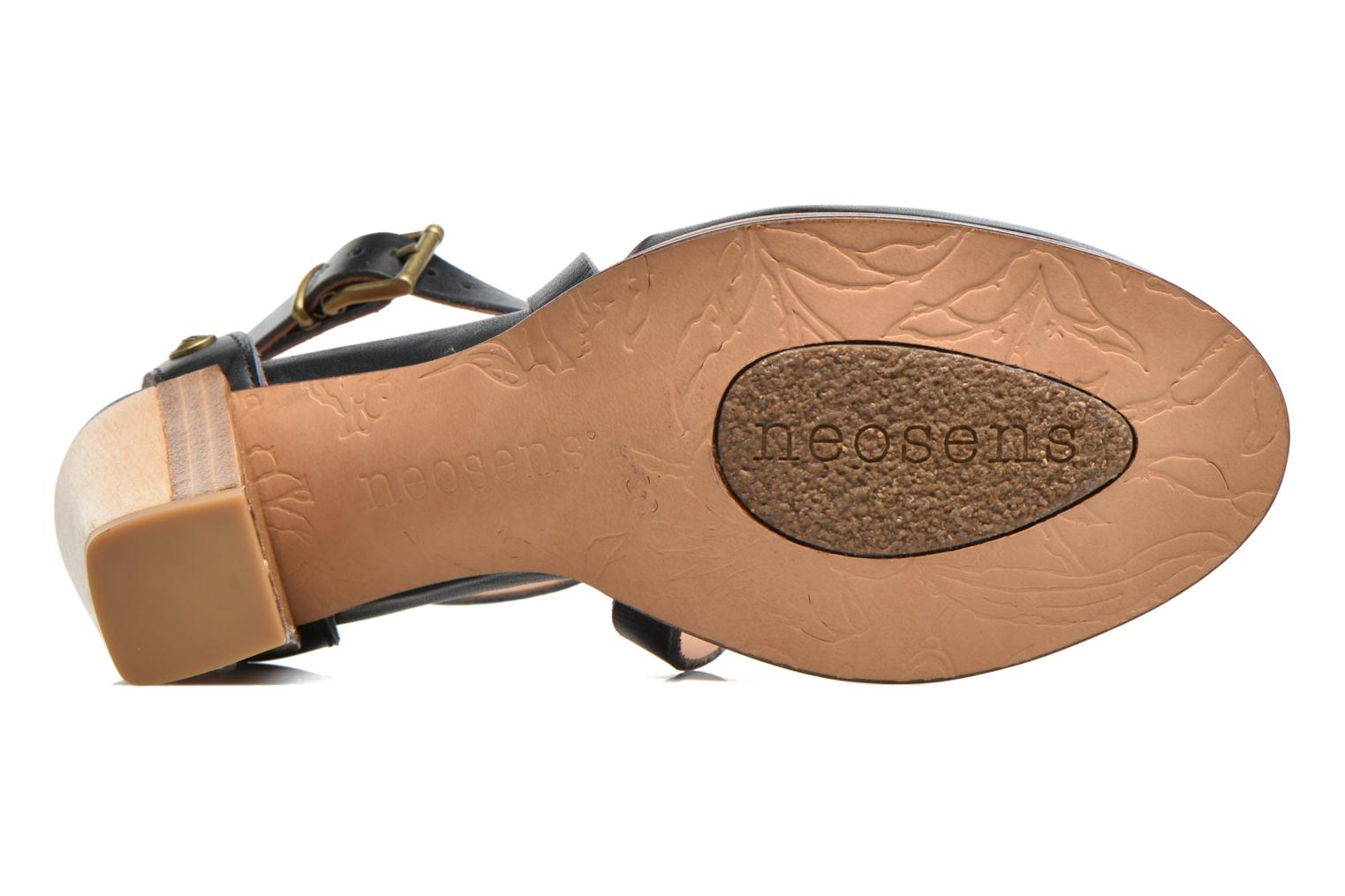 Sandals Neosens Gloria S195 Brown view from above