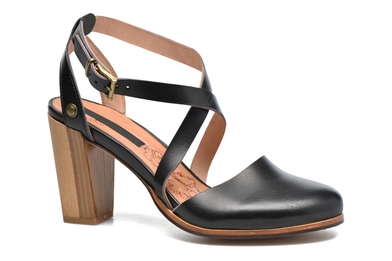 Sandaler Neosens Gloria S195 Brun detaljeret billede af skoene
