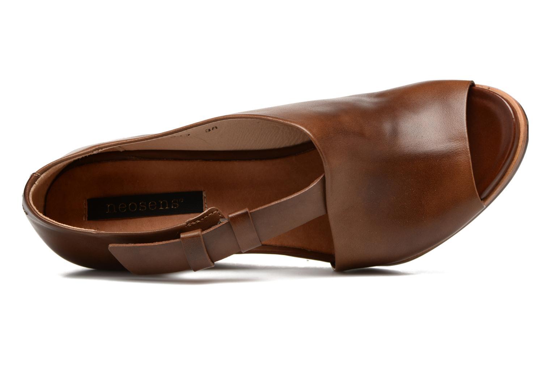 Sandales et nu-pieds Neosens Noah S217 Marron vue gauche