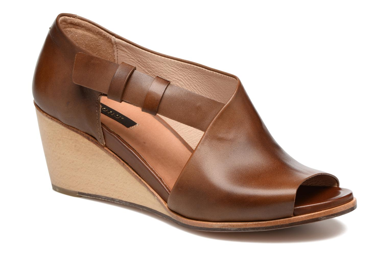 Sandales et nu-pieds Neosens Noah S217 Marron vue détail/paire