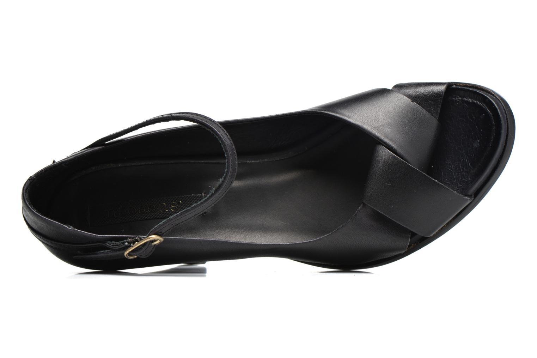 Zapatos de tacón Neosens Altesse S467 Marrón vista lateral izquierda