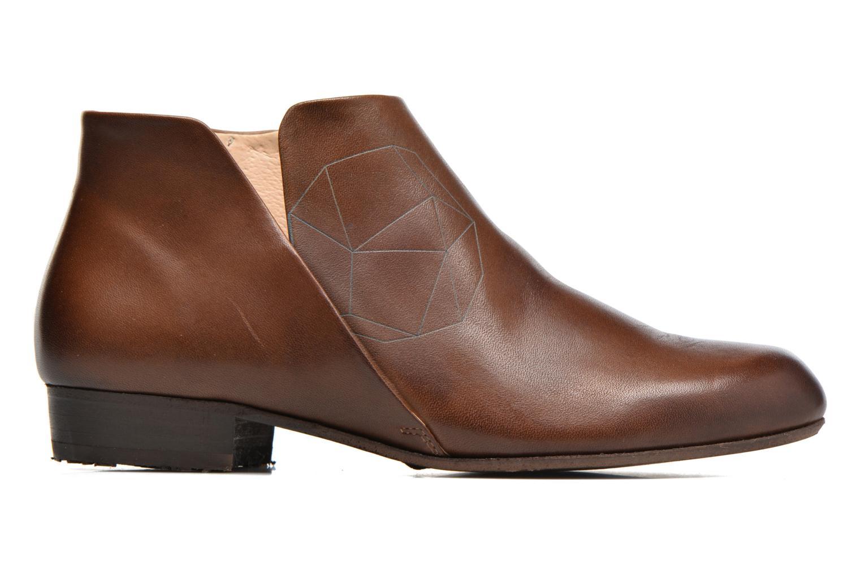 Bottines et boots Neosens Sultana S545 Marron vue derrière