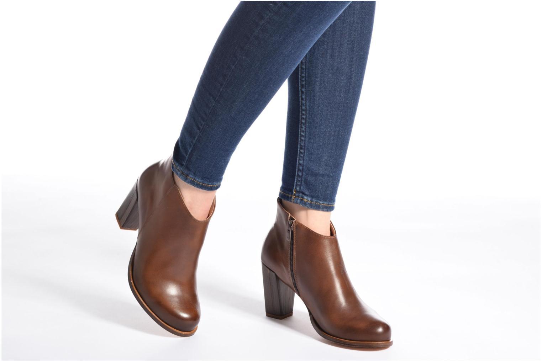 Bottines et boots Neosens Gloria S551 Marron vue bas / vue portée sac