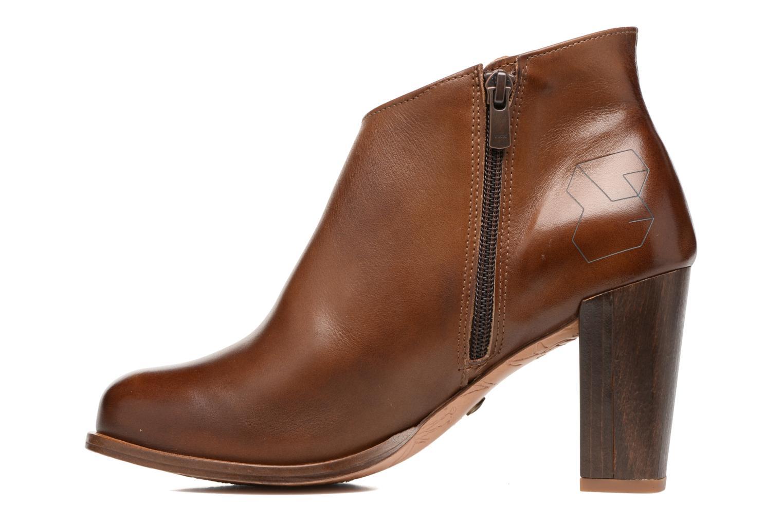 Bottines et boots Neosens Gloria S551 Marron vue face