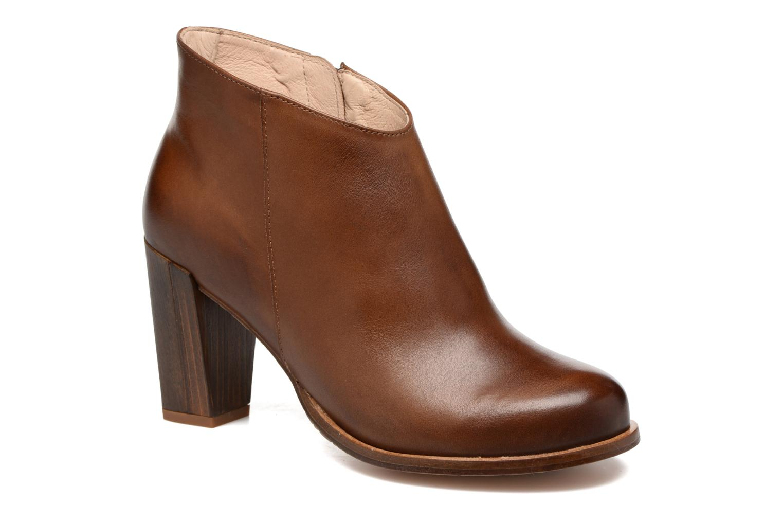 Bottines et boots Neosens Gloria S551 Marron vue détail/paire