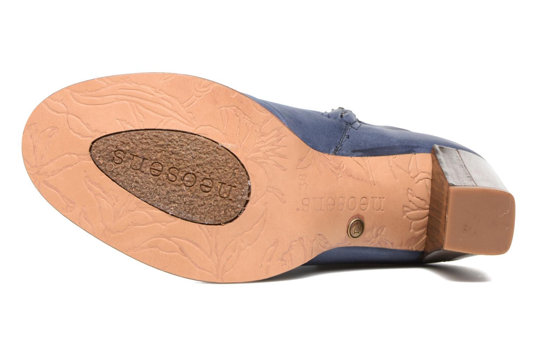 Stivaletti e tronchetti Neosens Gloria S552 Azzurro immagine dall'alto