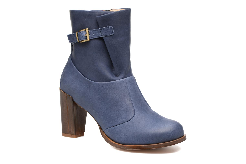 Bottines et boots Neosens Gloria S552 Bleu vue détail/paire