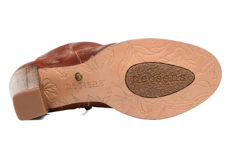 Boots en enkellaarsjes Neosens Gloria S553 Bruin boven