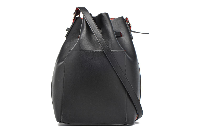 Sacs à main Pieces Deena Bucket Bag Noir vue face