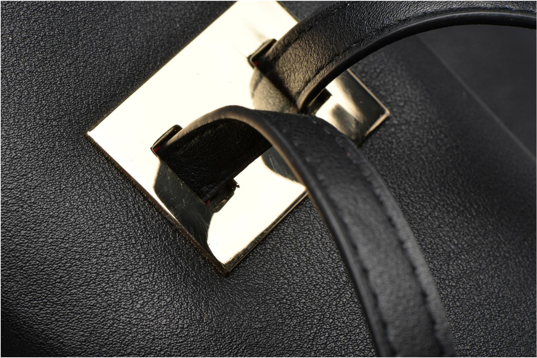 Sacs à main Pieces Deena Bucket Bag Noir vue gauche