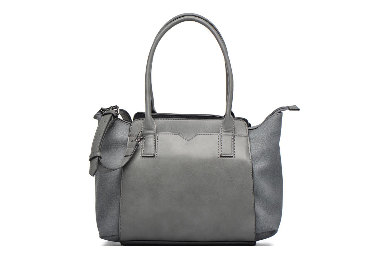 Handtassen Pieces Ladada Bag Blauw detail