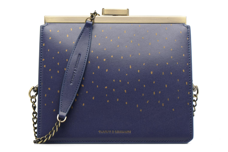 Handbags Tammy & Benjamin Crossbody Jeanne Blue detailed view/ Pair view