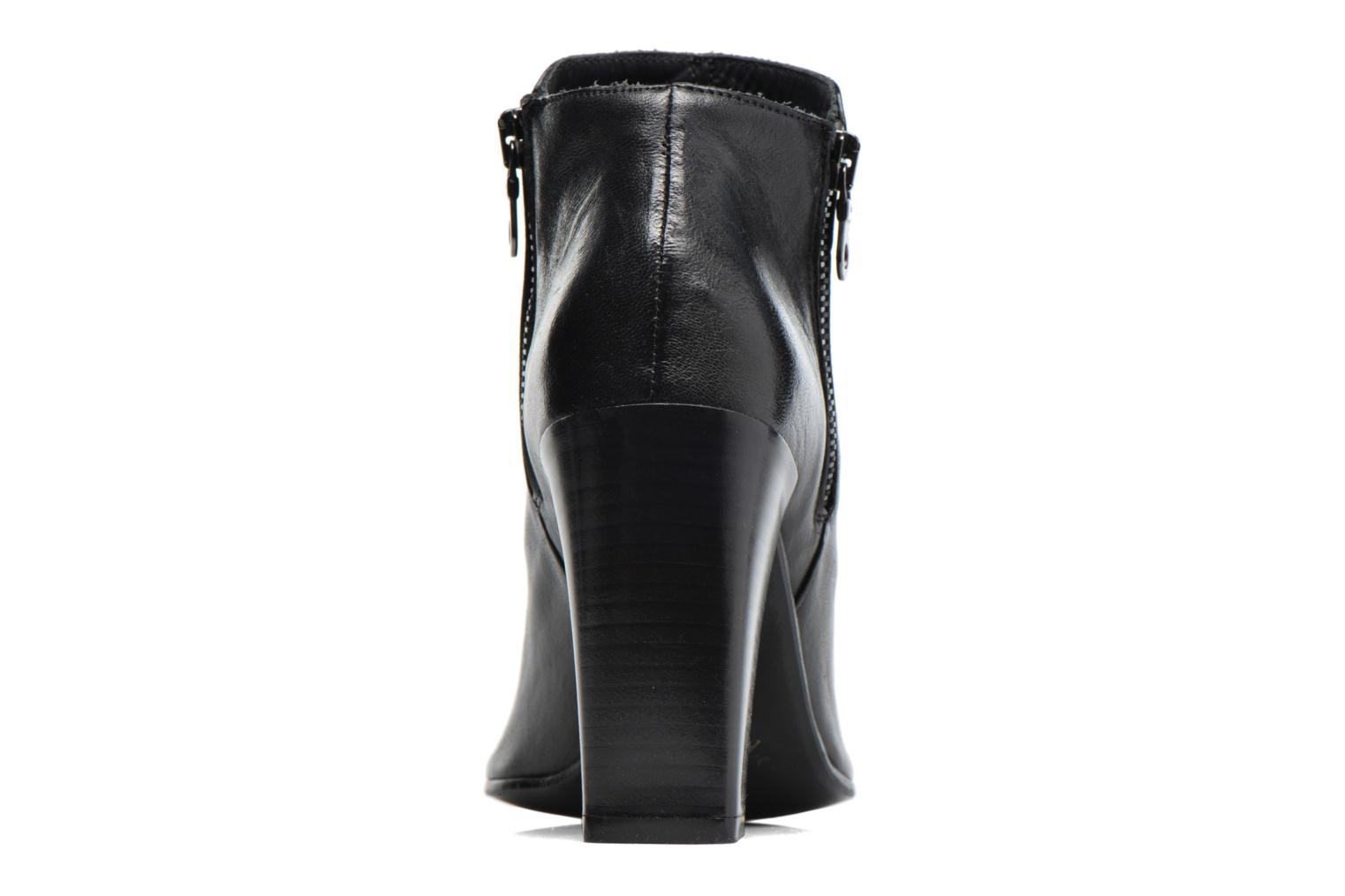 Ankle boots Elizabeth Stuart Marie Black view from the right