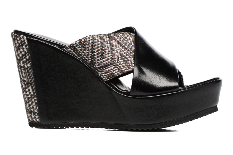 Sandales et nu-pieds Elizabeth Stuart Blinis 992 Noir vue derrière
