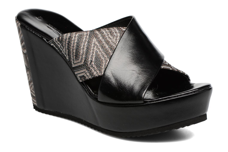 Sandales et nu-pieds Elizabeth Stuart Blinis 992 Noir vue détail/paire