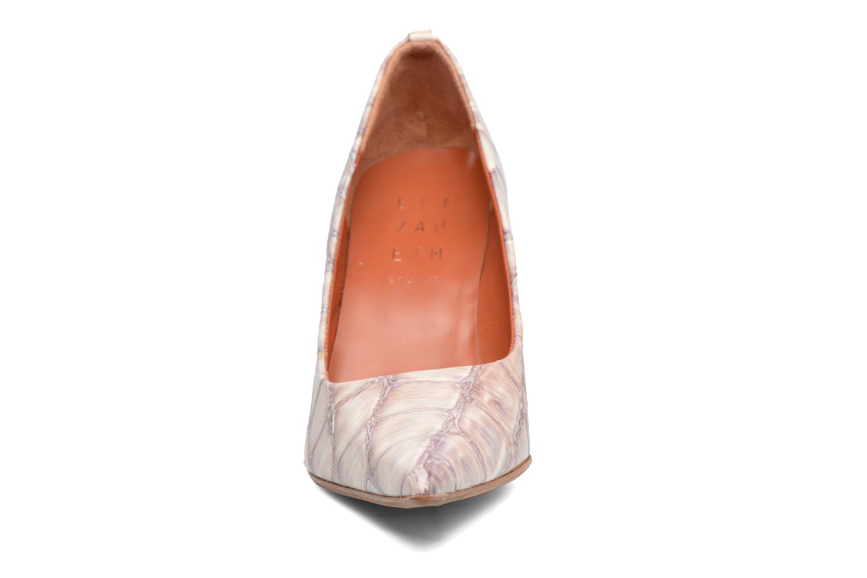 Escarpins Elizabeth Stuart Gerys 385 Beige vue portées chaussures
