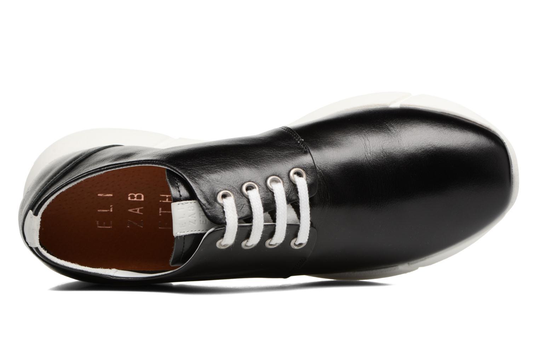 Sneakers Elizabeth Stuart Gozi 304/2 Svart bild från vänster sidan