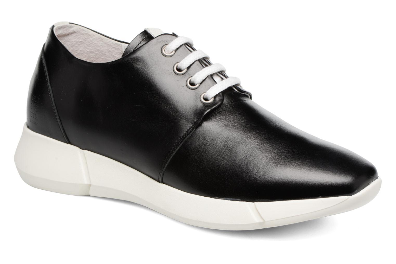 Sneakers Elizabeth Stuart Gozi 304/2 Sort detaljeret billede af skoene