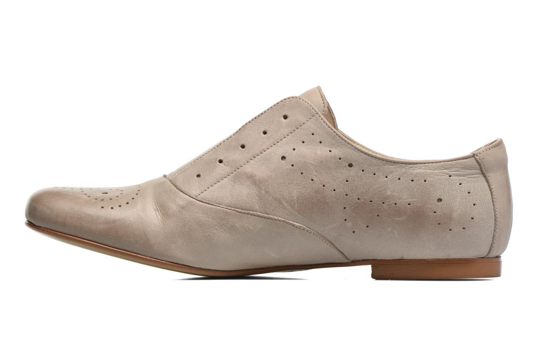 Chaussures à lacets Elizabeth Stuart Issy 390 Beige vue face