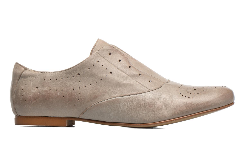 Chaussures à lacets Elizabeth Stuart Issy 390 Beige vue derrière