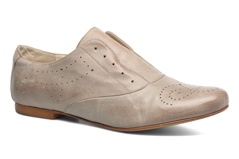 Chaussures à lacets Elizabeth Stuart Issy 390 Beige vue détail/paire