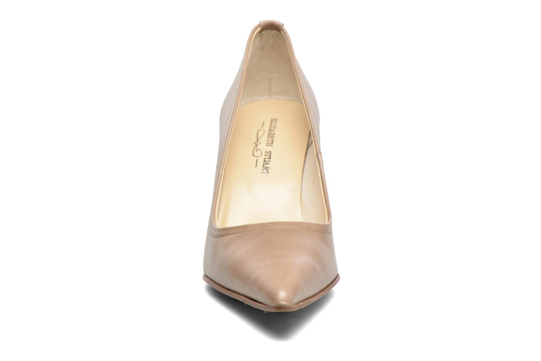 Escarpins Elizabeth Stuart Ligo 304 Beige vue portées chaussures