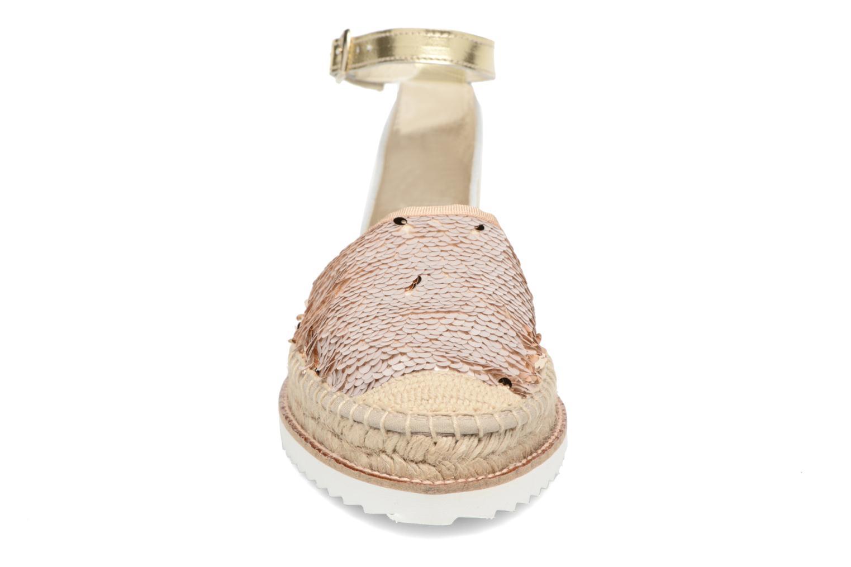 Espadrilles Elizabeth Stuart Melissa 862 Or et bronze vue portées chaussures
