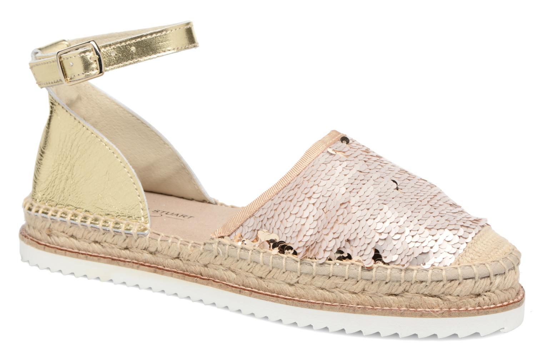 Grandes descuentos últimos zapatos Elizabeth Stuart bronce) Melissa 862 (Oro y bronce) Stuart - Alpargatas Descuento 9cac4b