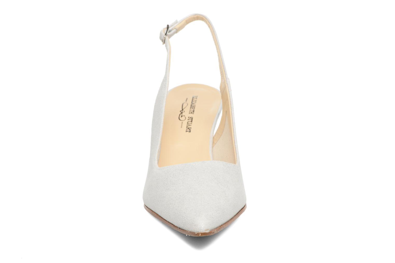 Escarpins Elizabeth Stuart Rulex 415 Blanc vue portées chaussures