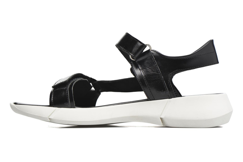Sandales et nu-pieds Elizabeth Stuart Titien 304 Noir vue face