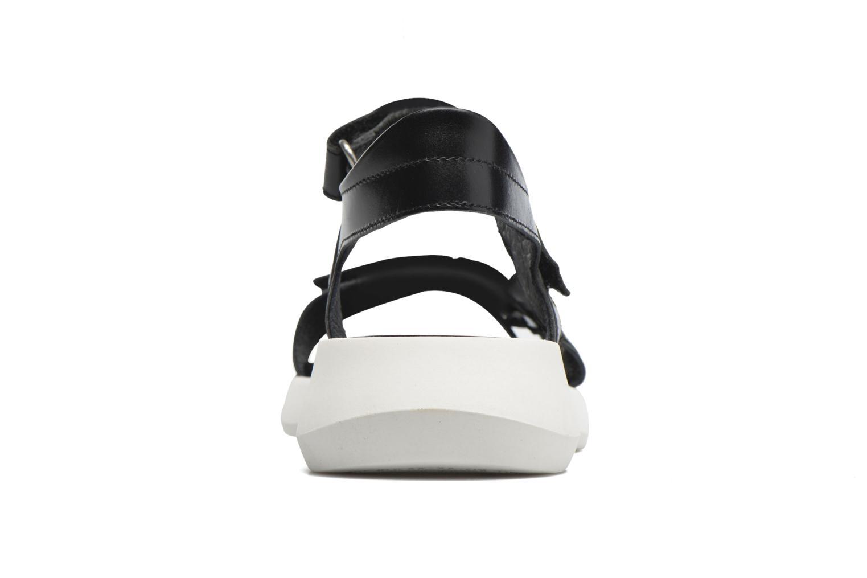 Sandales et nu-pieds Elizabeth Stuart Titien 304 Noir vue droite