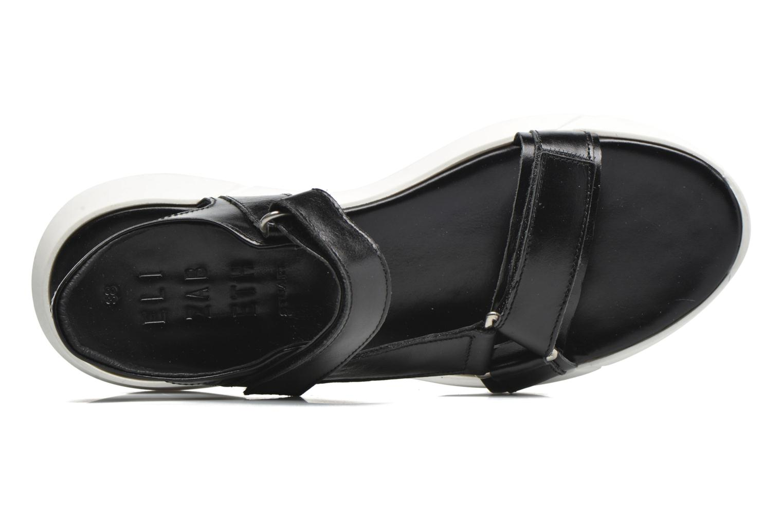 Sandales et nu-pieds Elizabeth Stuart Titien 304 Noir vue gauche