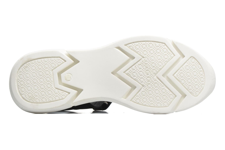 Sandales et nu-pieds Elizabeth Stuart Titien 304 Noir vue haut