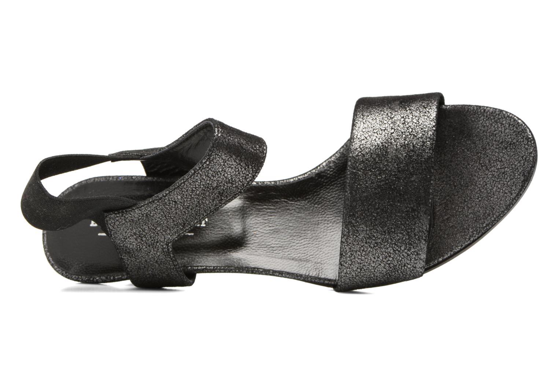 Sandalen Elizabeth Stuart Zidao 415 schwarz ansicht von links