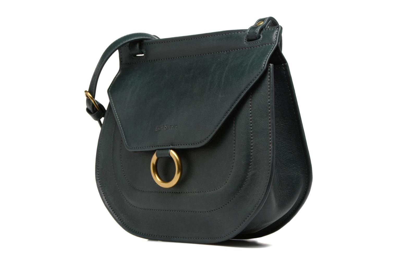 Handtaschen Nat & Nin Anja grün schuhe getragen