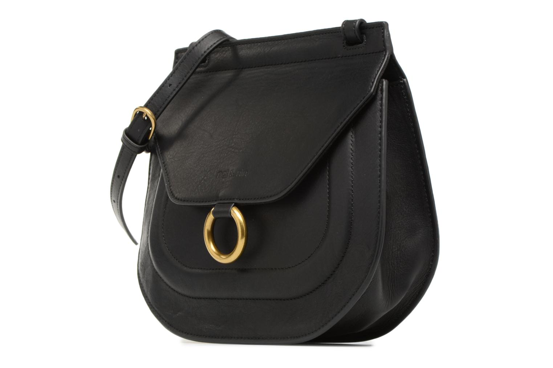 Handtaschen Nat & Nin Anja schwarz schuhe getragen