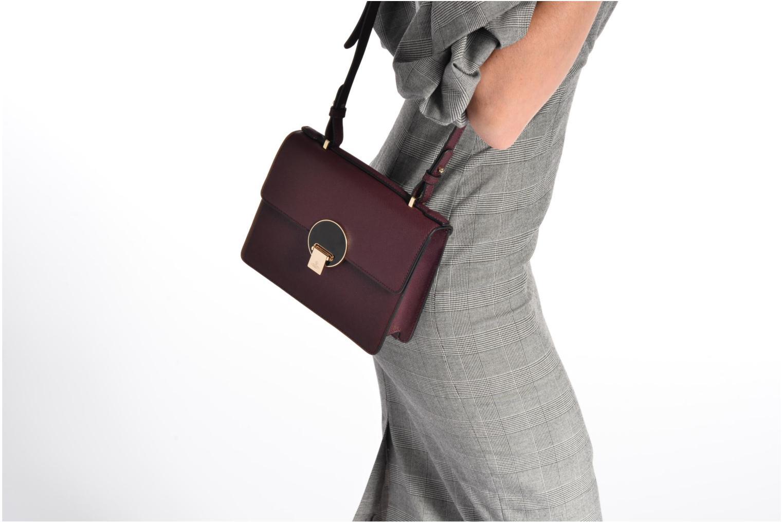 Handtaschen Vivienne Westwood Crossbody Opio Saffiano weinrot ansicht von oben