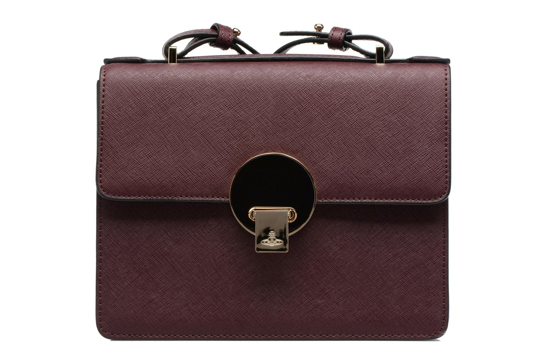Handtaschen Vivienne Westwood Crossbody Opio Saffiano weinrot detaillierte ansicht/modell