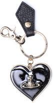 Divers Accessoires Porte-clés Miroir Cœur