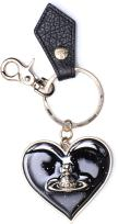 Porte-clés Miroir Cœur