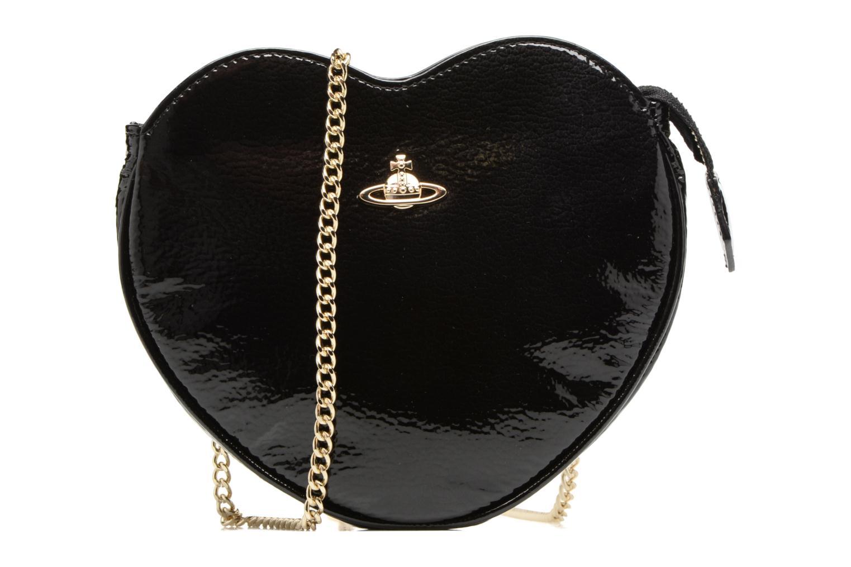 Sacs pochettes Vivienne Westwood Crossbody Cœur Margate Noir vue détail/paire