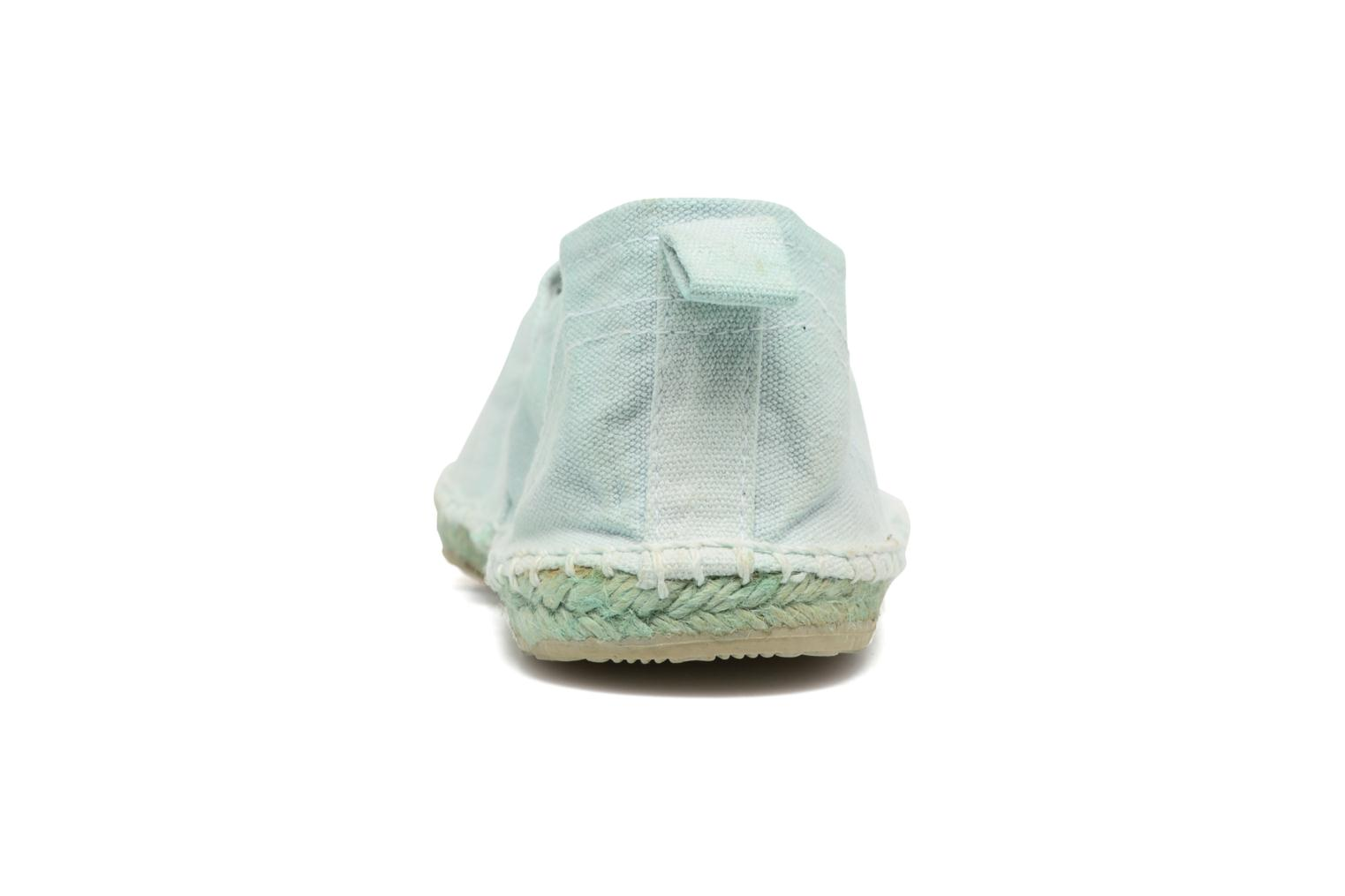 Espadrilles Coolway Janira Blue view from the right