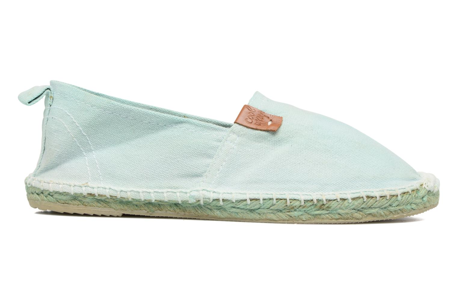 Espadrilles Coolway Janira Blue back view