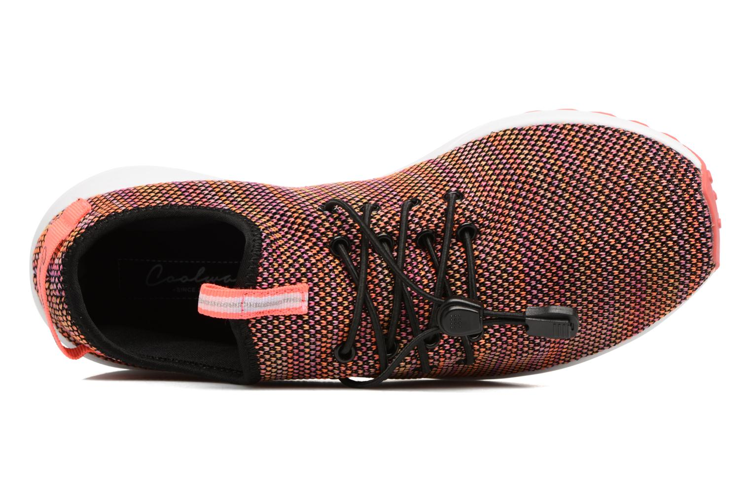 Sneakers Coolway Tahali Multicolore immagine sinistra