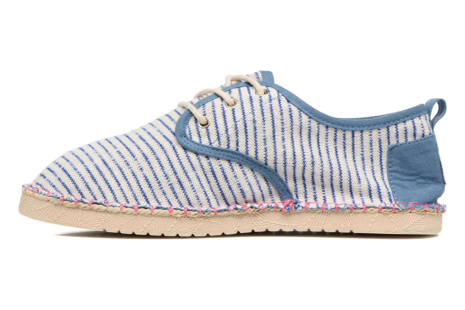 Lace-up shoes Coolway Trebol Blue front view