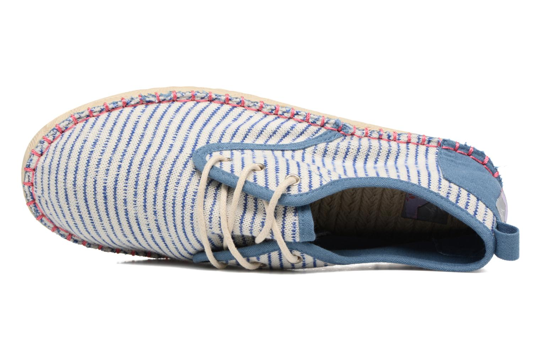 Scarpe con lacci Coolway Trebol Azzurro immagine sinistra