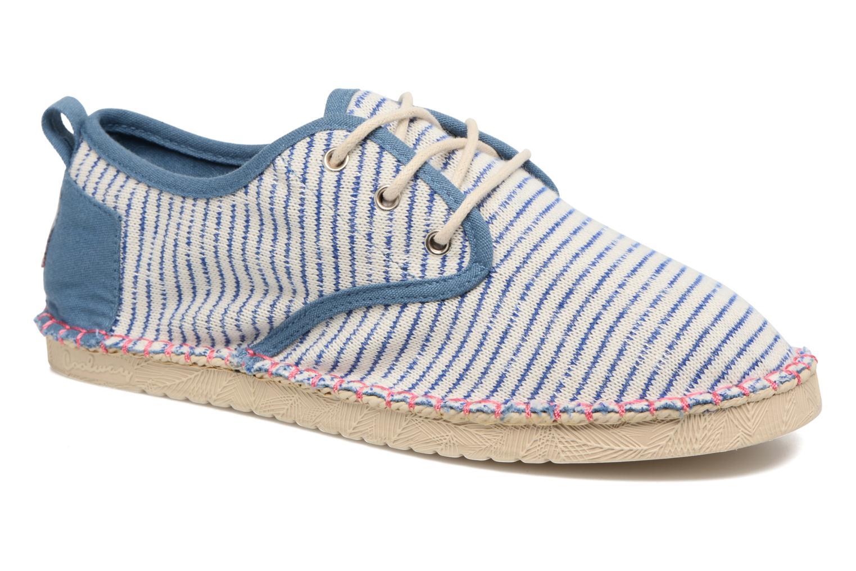 Zapatos con cordones Coolway Trebol Azul vista de detalle / par